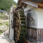 仏隆寺・水車