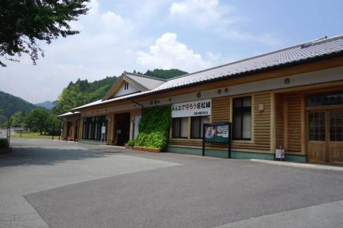 JR名松線 伊勢奥津駅