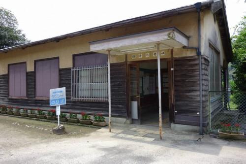JR名松線 伊勢竹原駅