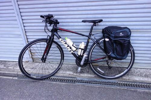 ESCAPE RX3+サイドバッグ
