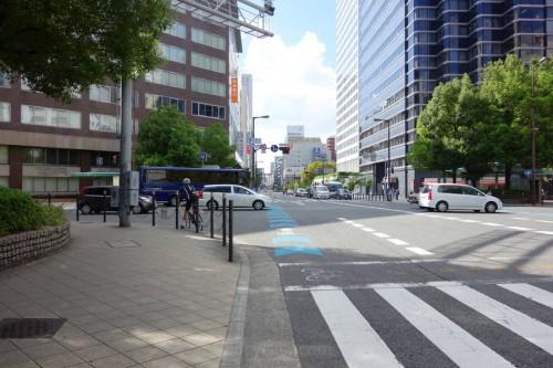 本町自転車レーン