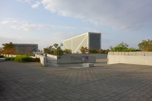 狭山池博物館・入り口