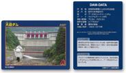 ダムカード 大迫ダム(小)