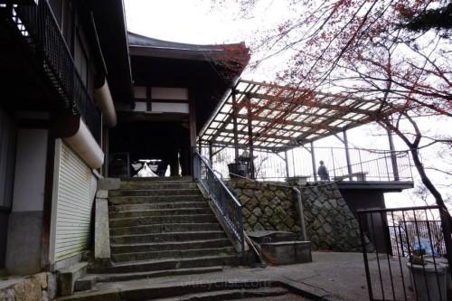 サイクリング 水呑地蔵(十三峠)~朝護孫子寺~葡萄坂