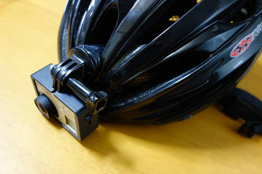 gopro ヘルメットマウント 自転車