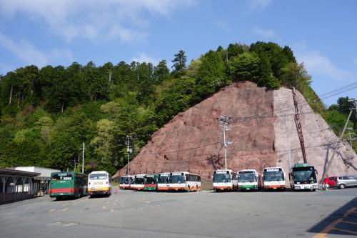 南海 鋼索線 高野山駅