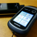 Garmin eTrex30をUSBモバイルバッテリーで動かす
