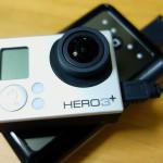 GoProとモバイルバッテリー