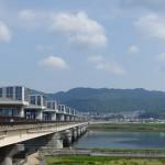 サイクリング 和歌山市~水ときらめき紀の川館~御所駅