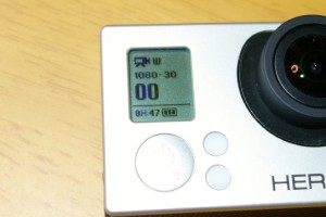 GoPro 録画時間
