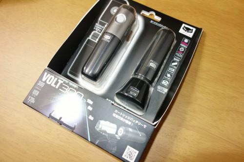VOLT300 クレードル+予備バッテリー