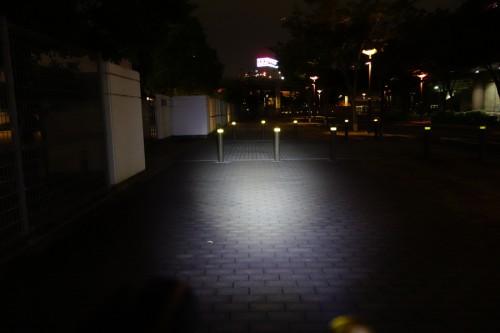 VOLT300の配光