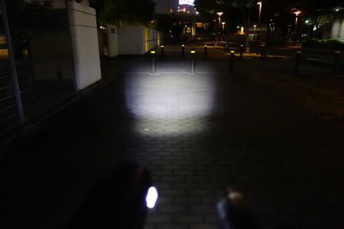 EL540の配光