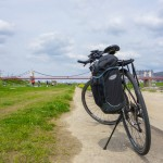 サイクリング 東大阪~南河内サイクルライン~金剛山
