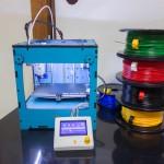 3Dプリンタ始めました