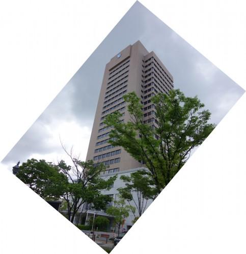 東大阪市役所前