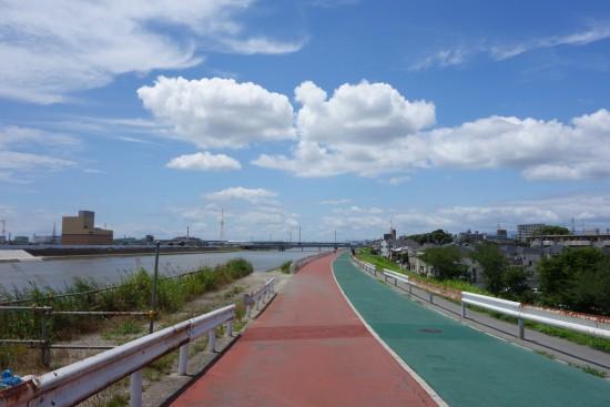 大和川ジョギングコース