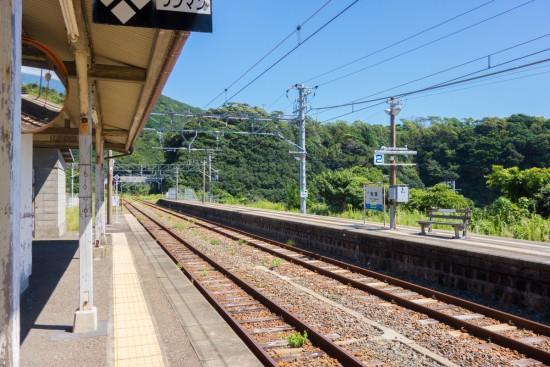 JR和深駅