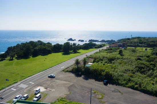 潮岬観光タワーからの眺め1