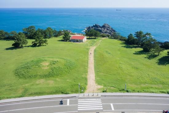 潮岬観光タワーからの眺め2