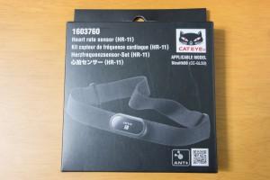 CATEYE HR-11 (ANT+ 心拍センサー)