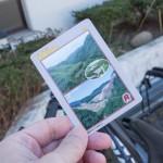 ダムカード収集サイクリング