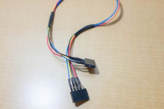 接続用ケーブル