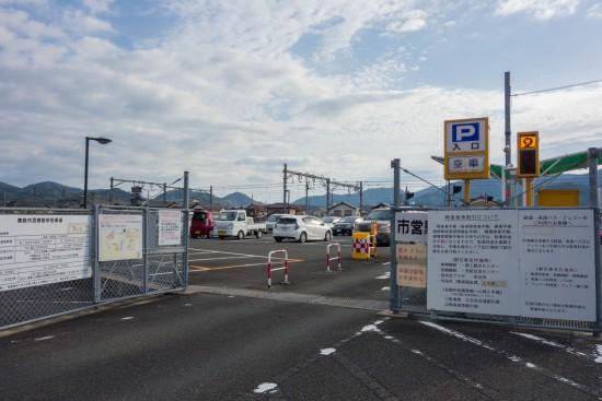 西舞鶴 市営駐車場