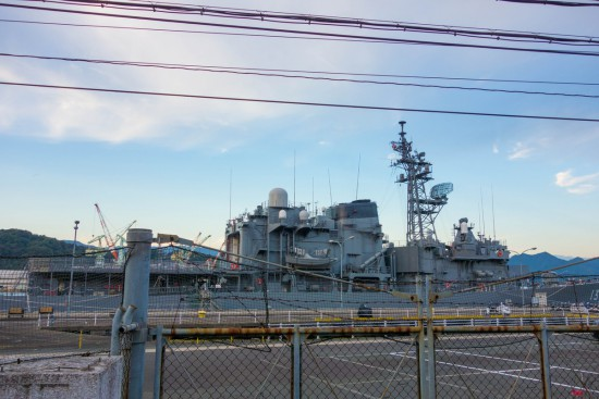 自衛隊桟橋