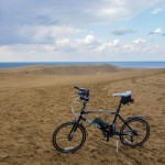サイクリング 鳥取砂丘