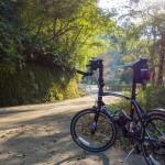 サイクリング 石見銀山