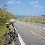 サイクリング 秋吉台