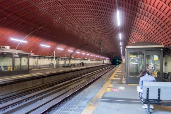 JR武田尾駅