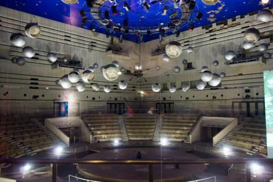 鉄鋼館 音楽ホール「スペースシアター」