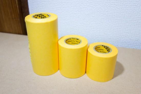 3M マスキングテープ